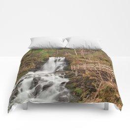Dickson Boardwalk Falls Comforters