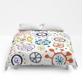 Doodle Organic Comforters
