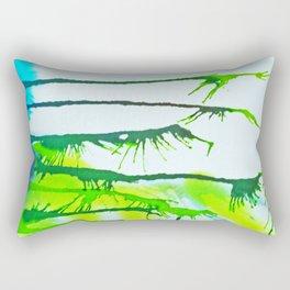 Tres Palmas Rectangular Pillow