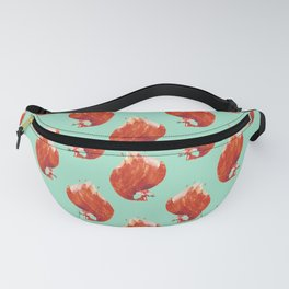 Kitsune (Fox of fire) Fanny Pack