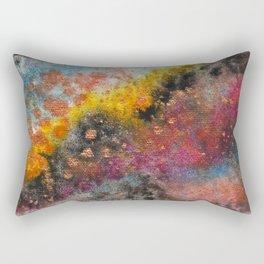 Outside the Galactic Box Rectangular Pillow