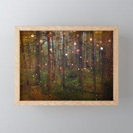 Midsummer Night's Dream Framed Mini Art Print