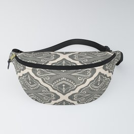 Moroccan Pattern Fanny Pack