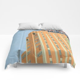 Factory Five roses Comforters