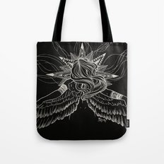 Breath of Dawn Tote Bag