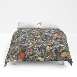 Groovy Gravel Comforters