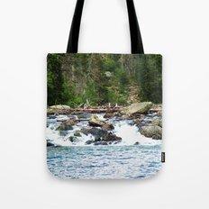 Grand Teton National Park landscape photography.  Tote Bag