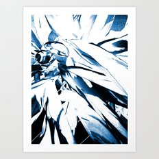 leaves_1 Art Print