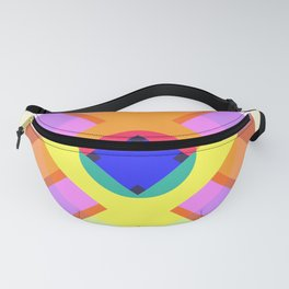 Retro Rocket 26 Fanny Pack