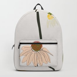 Goldfinch Cream Botanicals Backpack
