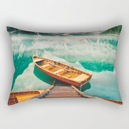 While We Are Young Rectangular Pillow