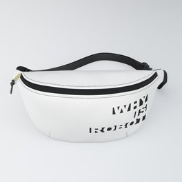 Why Is Robot Fanny Pack