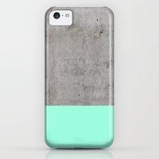 Sea on Concrete iPhone 5c Slim Case