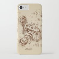 catcher in the rye iPhone & iPod Cases featuring Moment Catcher by Enkel Dika