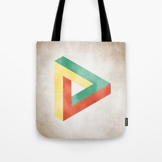 Triangle impossible Tote Bag