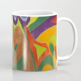 Brown Bear Got Away Coffee Mug