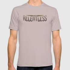 Be Relentless SMALL Cinder Mens Fitted Tee