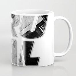 BRUTAL Coffee Mug