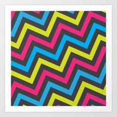 Colours #3 Art Print