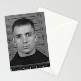 Jack Kerouac Naval Enlistment Mug Shot Stationery Cards