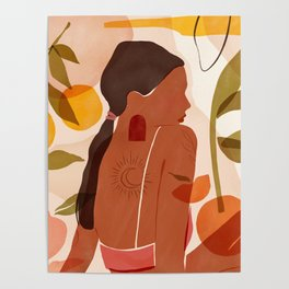 Island Girl Poster