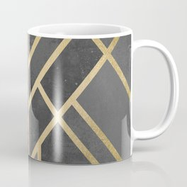 Art Deco Geometry 1 Coffee Mug