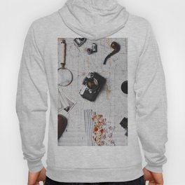 My Travels (Color) Hoody