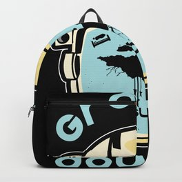 Gravity Pulls You Down Backpack