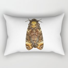 Hawkmoth Rectangular Pillow