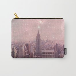 Stardust Covering New York Carry-All Pouch