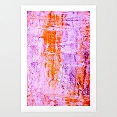 abstract 642 Art Print