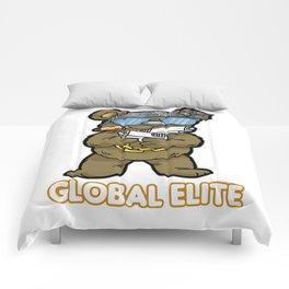 GLOBAL ELITE TEDDY Bear CS GO Gamer Gaming Comforters