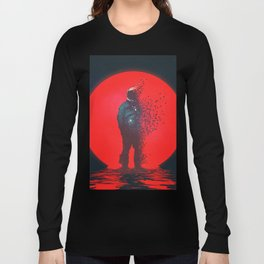 The Dispersion Effect Long Sleeve T-shirt