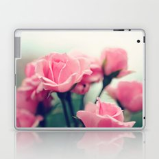 Dainty roses Laptop & iPad Skin