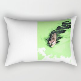 Pantheras tigris x1 Rectangular Pillow