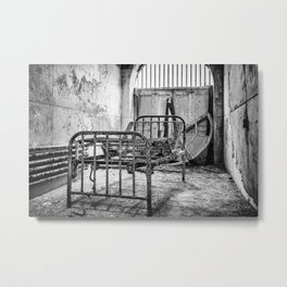 Final Resting Place Metal Print