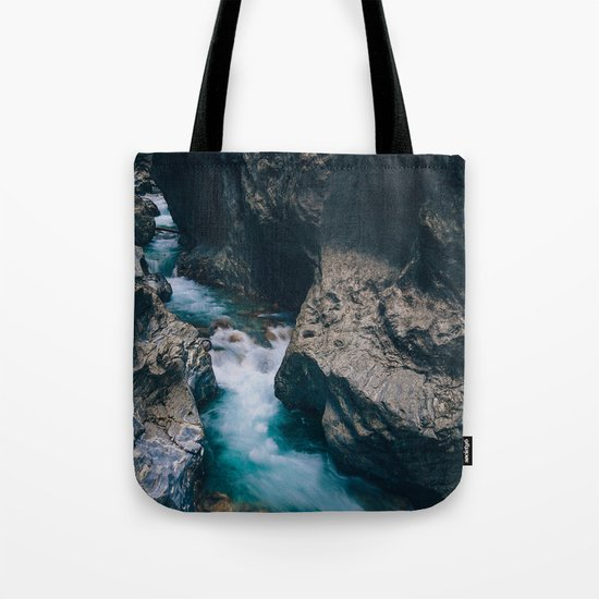 Run With Me Tote Bag