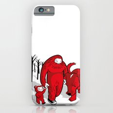 a lot of snow iPhone 6s Slim Case