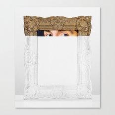 Sight Line Canvas Print