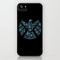 Alien Agents iPhone (5, 5s) Slim Case