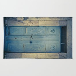 Blue Door II Rug