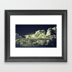 Late September Framed Art Print