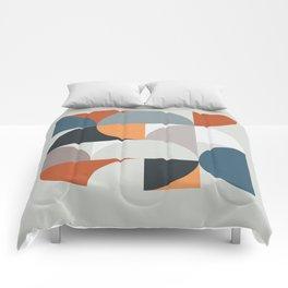 Mid Century Geometric 11 Comforters