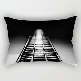Bass Tracks Rectangular Pillow