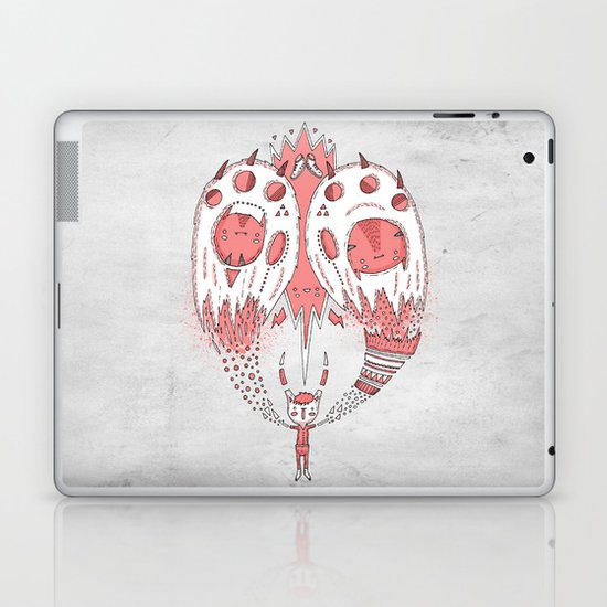 With open arms Laptop & iPad Skin