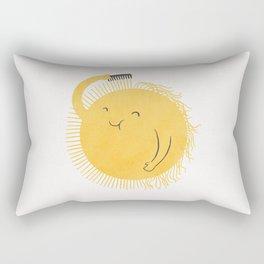 Good Morning, Sunshine Rectangular Pillow
