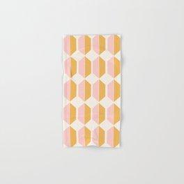 Zola Pattern - Sunrise Hand & Bath Towel