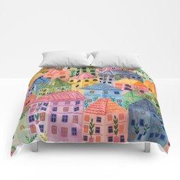 Summer City Comforters