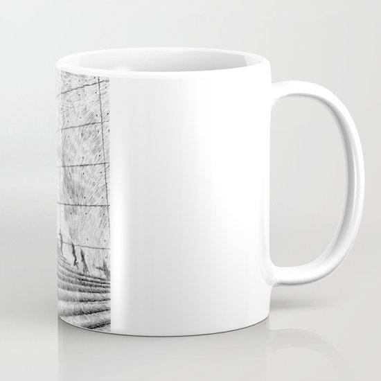 Fingerprint - Stairway Mug