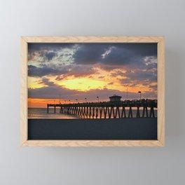 Hoping You'll Understand Framed Mini Art Print